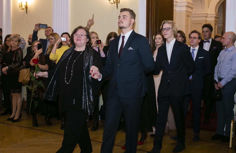 Studniówka 2020 XXVII LO im. Tadeusza Czackiego w Warszawie.